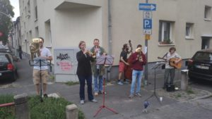 Konzert unserer Veedelsmusiker @ Vor der Pfarrkirche St. Engelbert